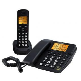 Fysic FX-5555 Big Button COMBO DECT huistelefoon
