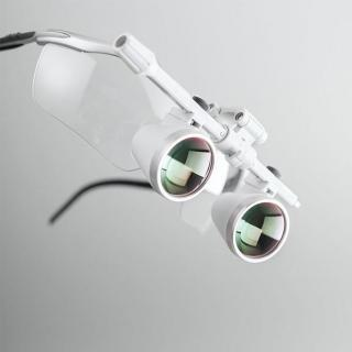 Heine Optiek met i-View and S-GUARD voor de Heine L Hoofdband
