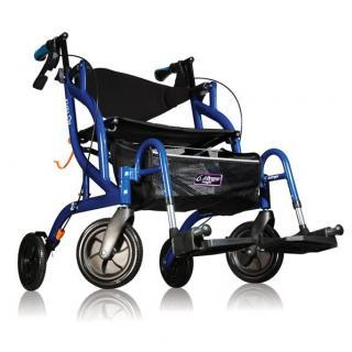 Able2 Airgo Fusion inklapbare rollator