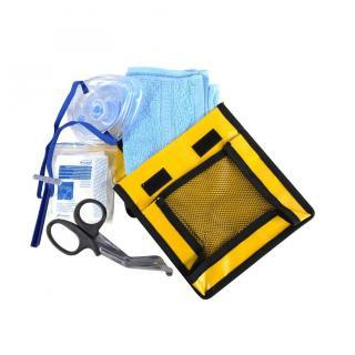 Defibtech Lifeline AED Safe Set waterafstotend