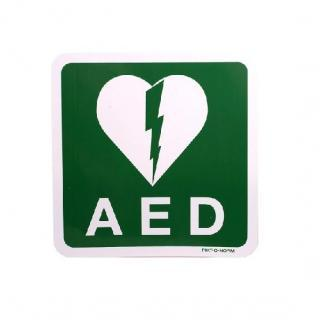 AED Stickers en bordjes