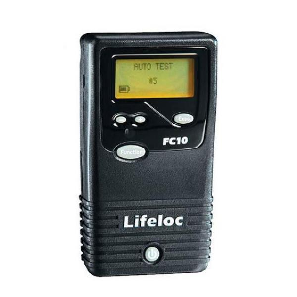 Lifeloc FC10 alcoholtester