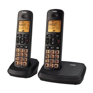Fysic FX-5520 Big Button DECT Twinset telefoon