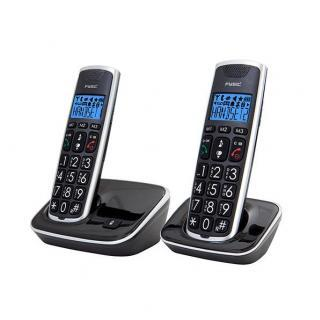 Fysic FX-6020 Big Button DECT Twinset huistelefoon
