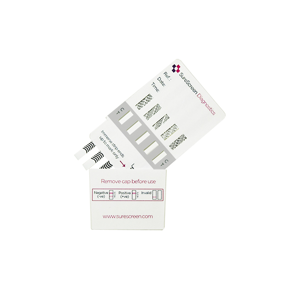 Drugstest Multipanel 4 urinetest