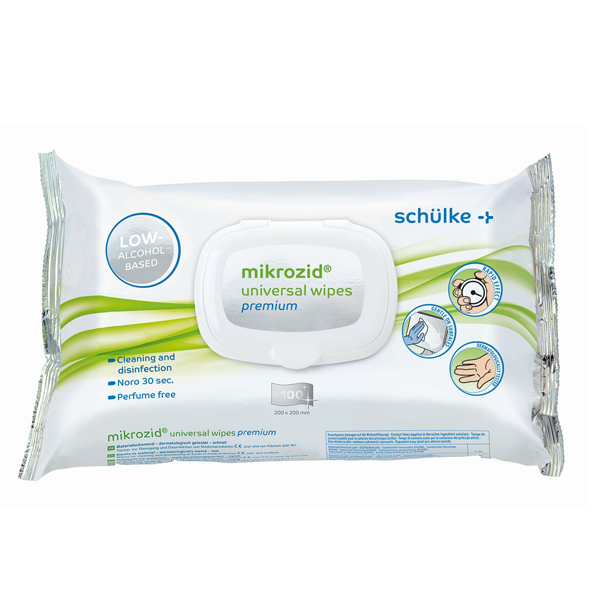 Mikrozid Universal Wipes