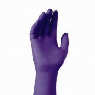 Kimberly Clark Purple XTRA nitrile